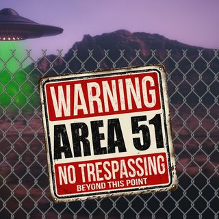 Storm Area 51 Conspiracy Podcast