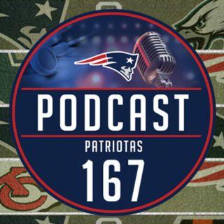 Podcast Patriotas 167 - Jogos dos Patriots 2019