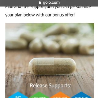 MY REVIEW OF GOLO DIET PLAN!