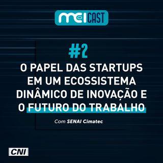 #02 - O papel das startups em um ecossistema dinâmico de inovação e o futuro do trabalho