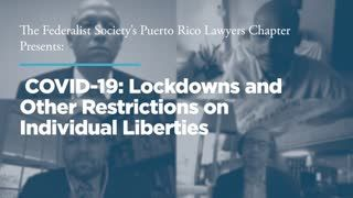 COVID-19: Lockdowns and Other Restrictions on Individual Liberties