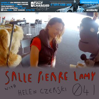 041 The Salle Pierre Lamy Podcast
