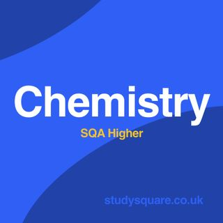 Higher Chemistry Electronic structure (SQA)