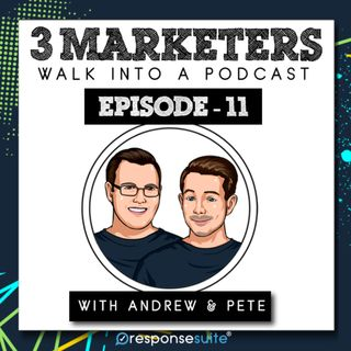 011: How To Ace Content Marketing On Social Media [Andrew & Pete]