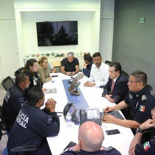 Instalan oficina de transición para liquidar a la Policía Federal