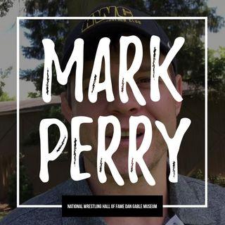 Hawkeye Wrestling Club coach Mark Perry - OTM529