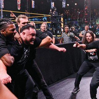 NXT Review: Samoa Joe & Karrion Kross Brawl Before Takeover