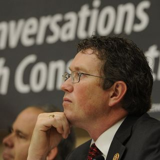 My interview with Congressman Thomas Massie explaining his opposition to COVID-19 Relief Bill