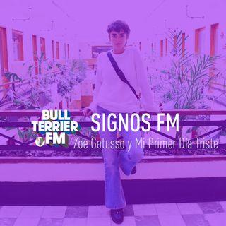 Zoe Gotusso presenta Mi Primer Día Triste en SignosFM
