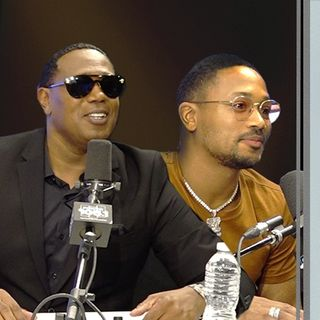 Master P & Romeo Share Business Jules, P Learning How To Use Instagram + Funding Their Own Movie