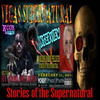 Vegas Supernatural | Interview with Rev. Shawn Whittington | Podcast