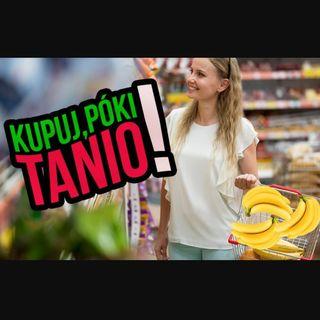 Kochamy kryzysowe zakupy - banany, pietruszka i WIG20 drożeją
