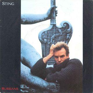 """Andiamo al 1985 per parlare di Sting e della sua hit """"Russians""""."""