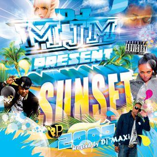 DJ MJM SUNSET 2009