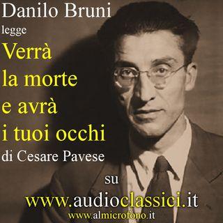 Cesare Pavese - Verrà la morte e avrà i tuoi occhi