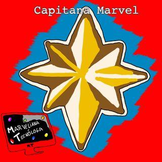 Marvel Marzo 2019 - Analizando Capitana Marvel (Con Spoilers)