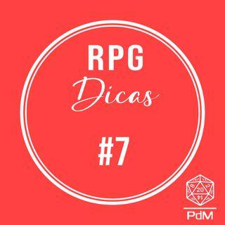 RPG Dicas #7 - Serviços Modernos