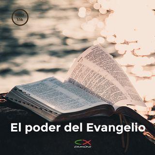 Oración 8 de mayo (El poder del Evangelio)