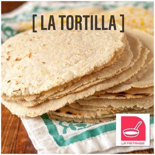 Episode 20 - LA FRITANGA: La tortilla