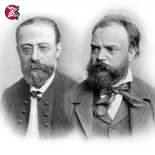 Dvořák e Smetana
