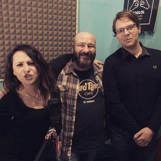 in studio con noi Marco Champier !