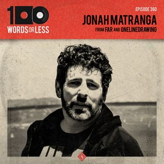 Jonah Matranga from Far/One Line Drawing