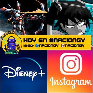 Lo que se viene en Disney + y la polemica de instagram! - 13 de diciembre