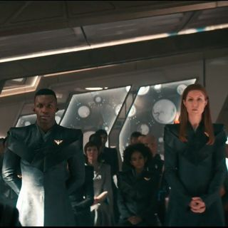 "125: STAR TREK: DISCOVERY S3E7 ""Unification III"""