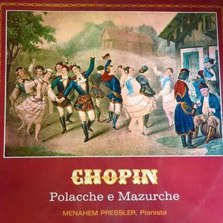 MENAHEM PRESSLER PLAYS CHOPIN