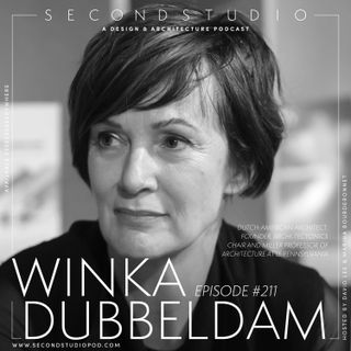 #211 - Winka Dubbeldam, Dutch-American Architect, Chair of Architecture at U. Penn, Founder Archi-Tectonics