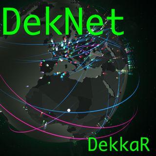 DekNet 2018. El estado del podcasting