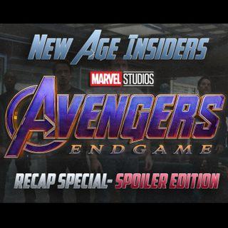 Avengers: Endgame Recap- SPOILER EDITION!!