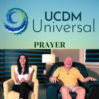 Prayer 🙏🏽🕊 with David Hoffmeister - Universal UCDM Conference