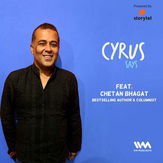 Ep. 375: Feat. Chetan Bhagat