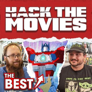 Transformers The Movie is The Best Transformers Movie - Talking About Tapes (#87)