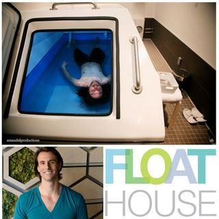 The Benefits of Flotation Therapy/REST for Chronic Pain with Mike Zaremba