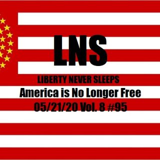America is No Longer Free 05/21/20 Vol. 8 #95