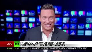 Ben Swann ON Facebook's New Crypto Libra is Controlled by Legion of Doom