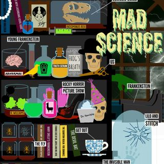 Ep. 38 Mad Science Wrap Up