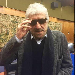 Una sorpresa di Gigi Proietti a LondonONEradio per il lancio della fiction - una pallottola nel cuore 2-