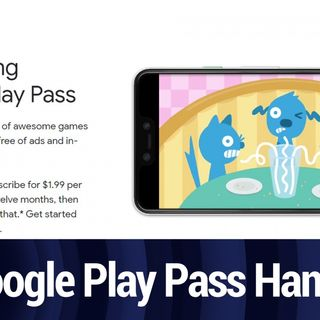 Hands-on With Google Play Pass | TWiT Bits
