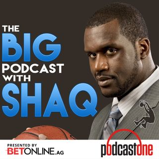 Shaquille O'Neal talks NBA Playoffs, the future of the Lakers, Luke Walton in Sacramento, Tiger winning the Masters, and all the great stori