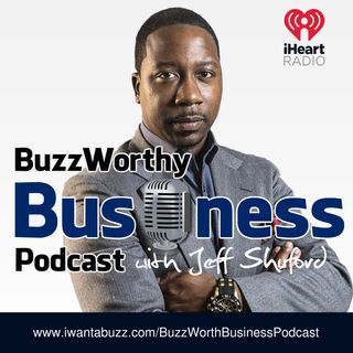 The BUZZworthy Business Podcast: Episode 1: Mario Poole