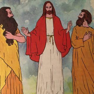 Episode 26 - Washington's Ark Washtub Journey - The Transfiguration