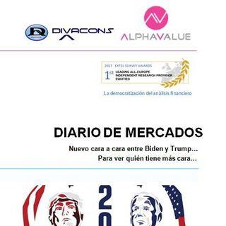 DIARIO DE MERCADOS Viernes 23 Oct
