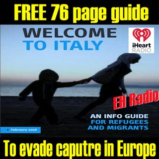 Morning moment 76 page guide to cross Europe freely Aug 30 2017