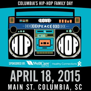 Love Peace Hip Hop 2015