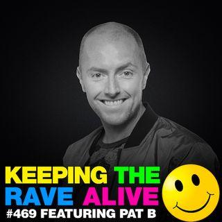 Episode 469: Pat B!