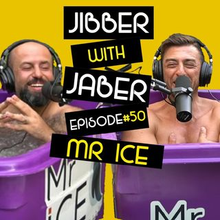 Ep 50 | Mr Ice | I froze my balls off | Jibber with Jaber