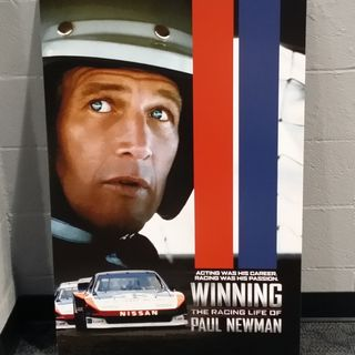 Adam Carolla, Nate Adams Discuss The Making Of WINNING - THE RACING LIFE OF PAUL NEWMAN